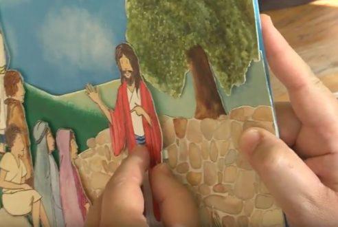 Réaliser un kamishibaï biblique