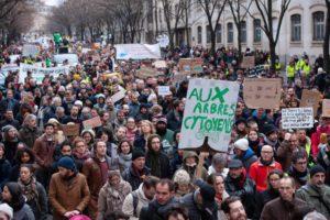Climat : l'appel de protestants à Emmanuel Macron