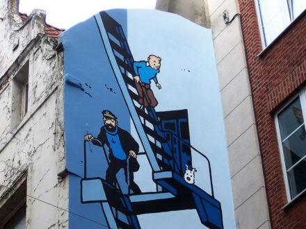 Tintin, le jeune reporter, est-il catholique ?