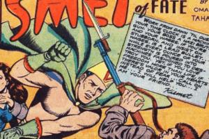 Le retour d'un super-héros musulman en BD