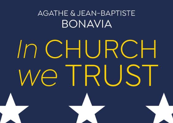 In church we trust !