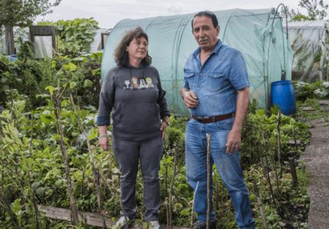 Les jardins, terrains d'intégration