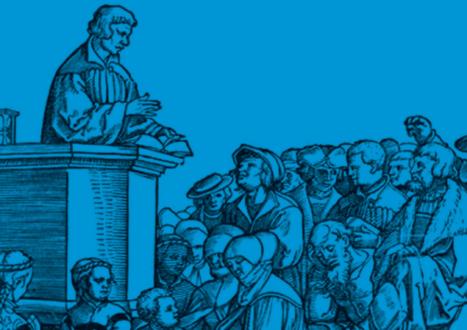 La prédication du temps de la Réforme