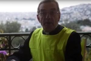 Un curé chez les « gilets jaunes »