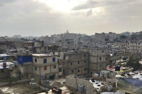 Liban : accompagner les réfugiés
