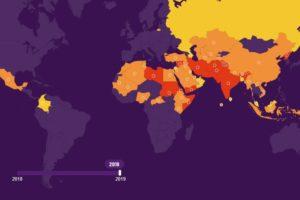 Résultats de l'Index mondial de persécution des chrétiens 2018