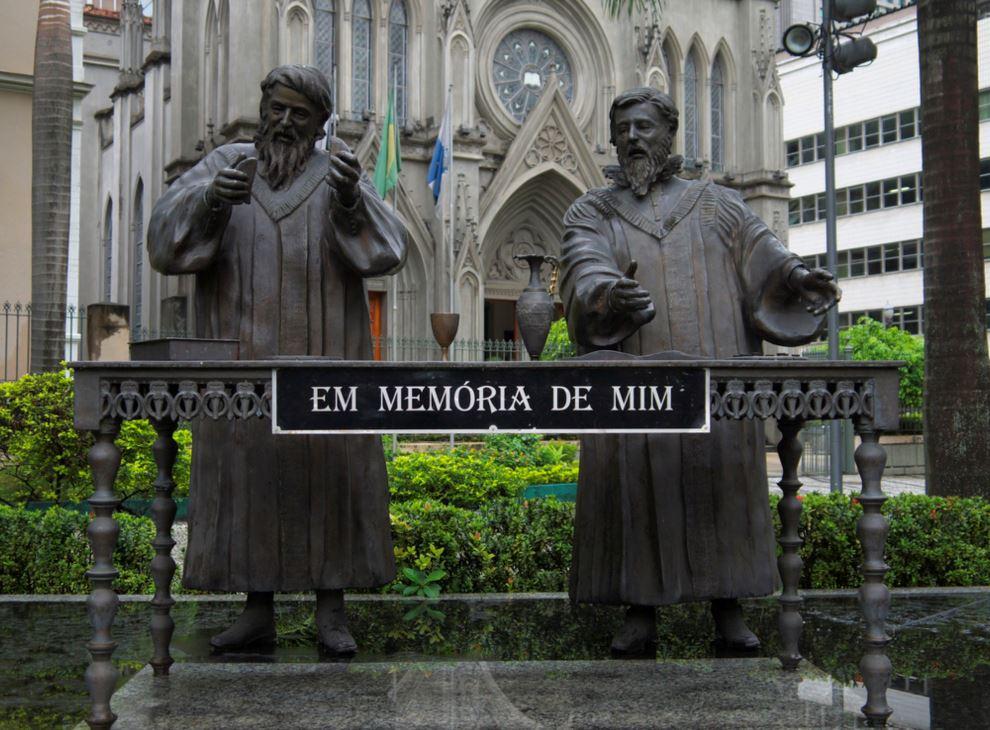 Des Réformés français statufiés à Rio