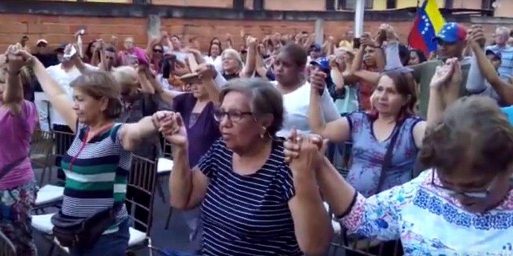 Venezuela : les chrétiens se mobilisent