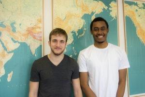 Paroles d'étudiants : Benoît et Ezekiel témoignent