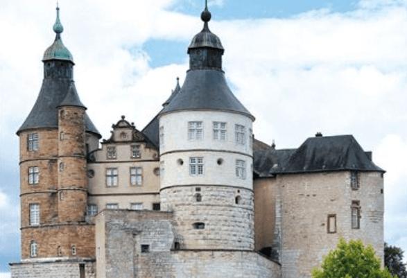 Le Pays de Montbéliard, enclave protestante sous Frédéric 1er