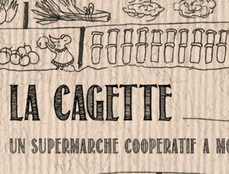 La Cagette, premier supermarché coopératif