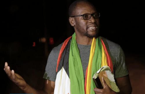 Evan Mawarire, le pasteur et activiste retourne en prison