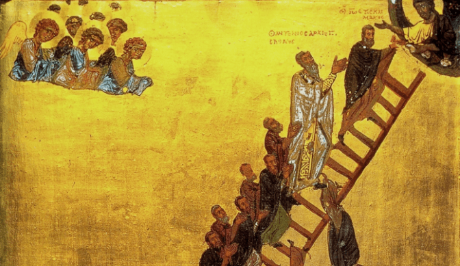 """""""L'Échelle sainte"""" de Jean Climaque"""