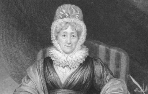 2 février 1745. Hannah More : poétesse et écrivaine