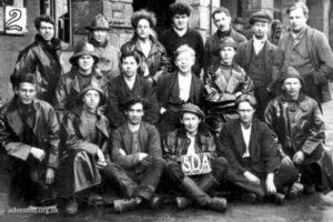 Les adventistes et la Première Guerre mondiale