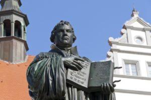 Les protestants minoritaires dans le pays de Luther