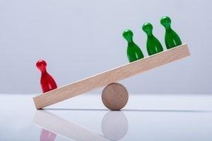 Une vision contrastée des inégalités