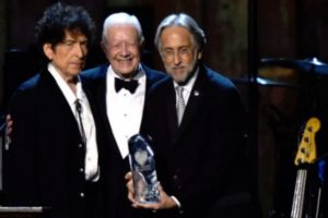 Un Grammy Award pour Jimmy Carter