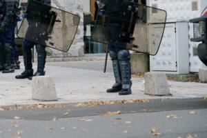 Les Gilets jaunes chrétiens évangéliques dénonce les violences policières