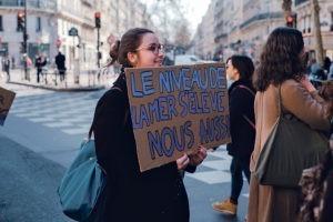 La jeunesse mobilisée pour le climat