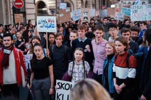 Pourquoi il faut suivre nos enfants dans leur combat écolo