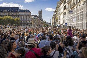 Marcher pour la justice climatique