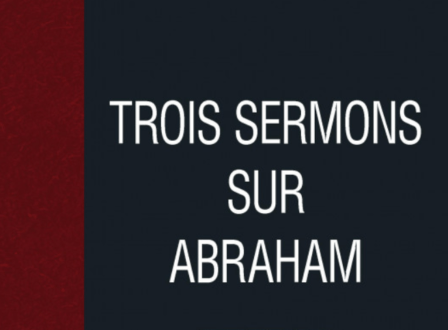 Trois sermons sur Abraham