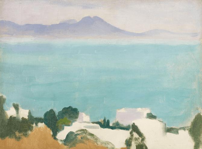 L'Orient des peintres, du rêve à la lumière