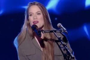 Hannah Featherstone sélectionnée par le jury de The Voice