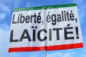 La laïcité est en danger pour 3 Français sur 4