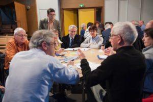 Grand Débat national : débat à Lyon sur le rôle des associations