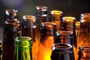 La Narcose : la bouteille en verre réutilisable