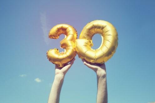 Merci pour ces trente ans