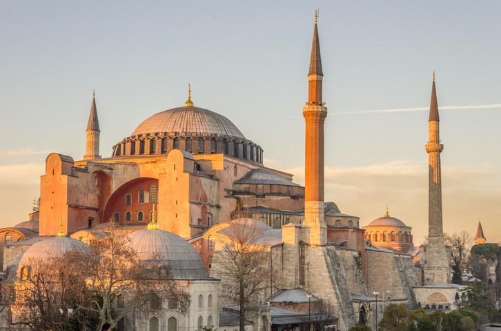 L'ex-basilique Sainte-Sophie future mosquée ?