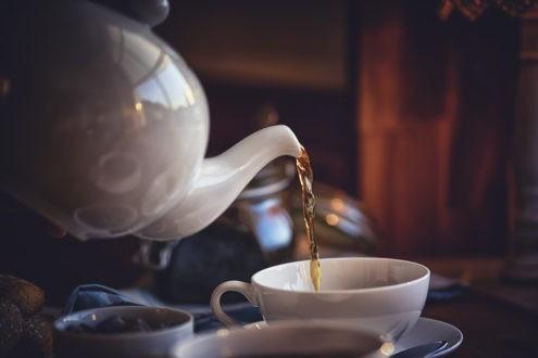 Au Royaume-Uni, une histoire de thés