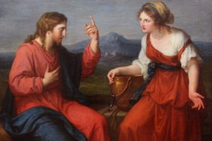 La rencontre de Jésus avec la Samaritaine
