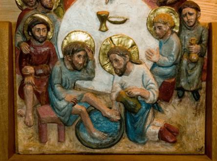 Le lavement des pieds, ce qu'en pensent les protestants