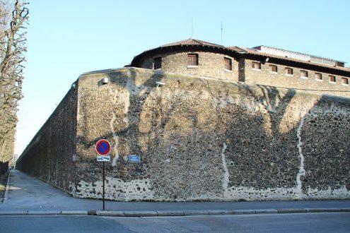Réouverture de la prison de la Santé