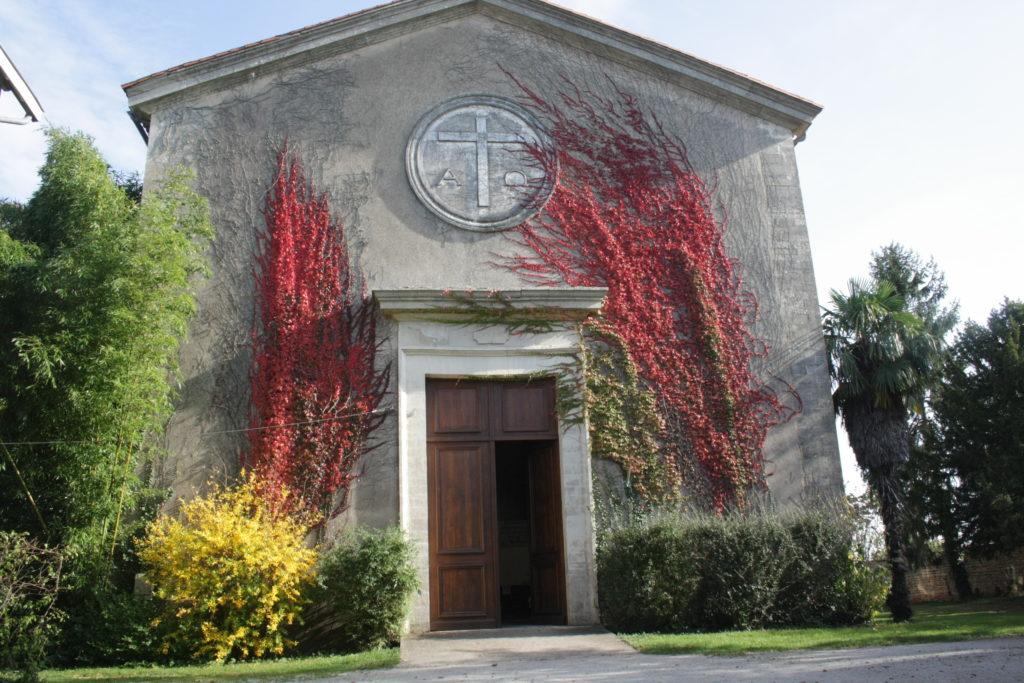 L'Église protestante unie de Lezay au cœur de l'Église verte