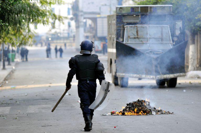 L'Algérie et la mémoire de la guerre civile