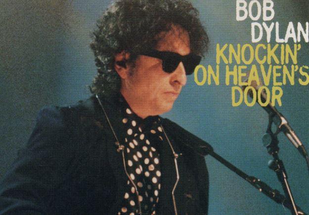 « Knockin' on Heaven's door » de Bob Dylan
