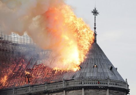 Notre-Dame : Ô flammes, Ô espérance