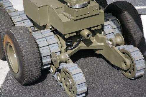 Armes autonomes : permis de tuer ?