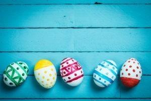 Dix façons de fêter Pâques