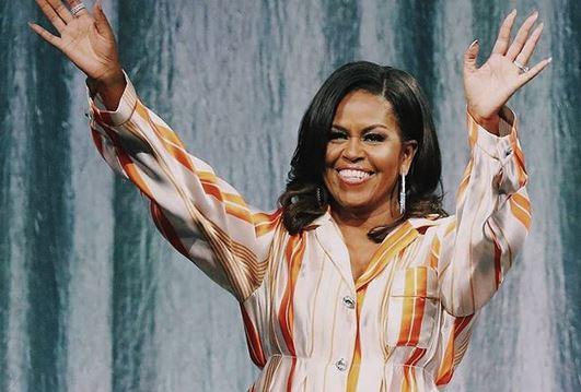 Michelle Obama, une Lady inspirante
