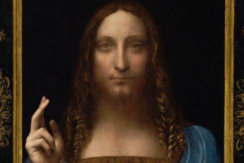 Qu'est devenu le « Salvator Mundi » ?
