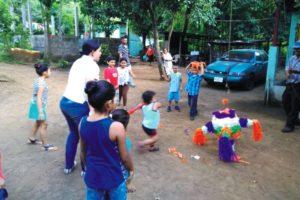 Nicaragua : nourrir les corps et donner une espérance