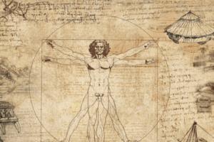 De Vinci, Dieu et son « personnel au sol »