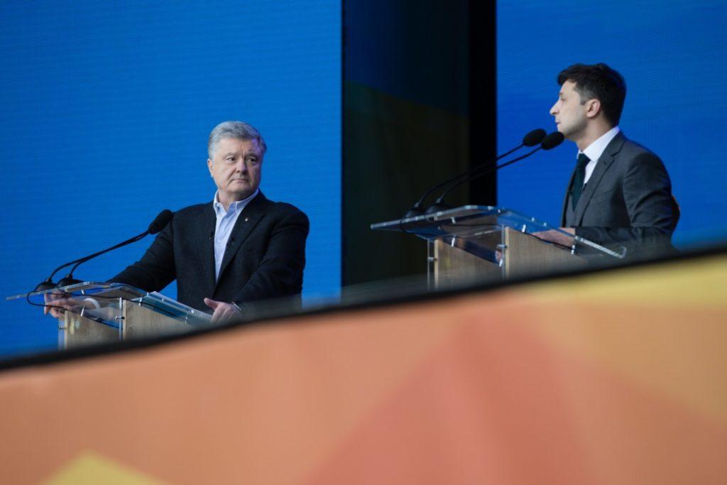 Après l'élection présidentielle, l'Ukraine dans le brouillard