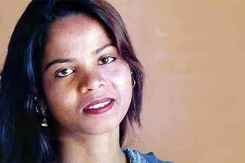 Asia Bibi a pu quitter le Pakistan